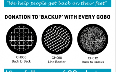 GoboPlus.com supports Backup with new gobo releases